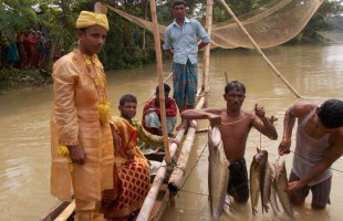 Mogra River festival : Revive the rivers of Bangladesh