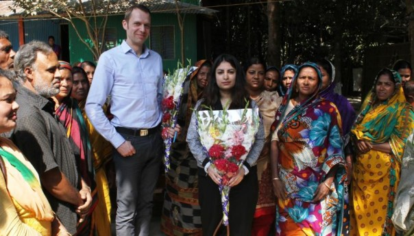 Bangladesh has thousands problems but millions possibilities- Swedish MPs