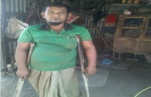 Abdul Karim dreams of the welfare of differently abled people