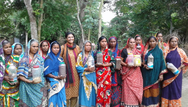 Community Seed Bank (CSB): an initiative to reduce disaster risks in char areas of Bangladesh