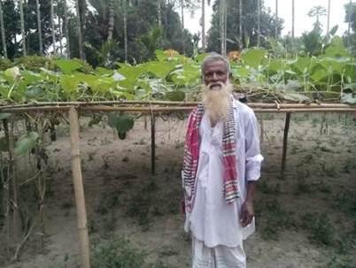 """People don't value farming anymore""-Ibrahim Mian, farmer"