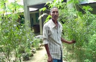 An Ideal farmer Mothi Ghagra