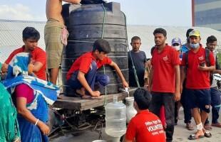 BARCIK initiative in post Ampan situation